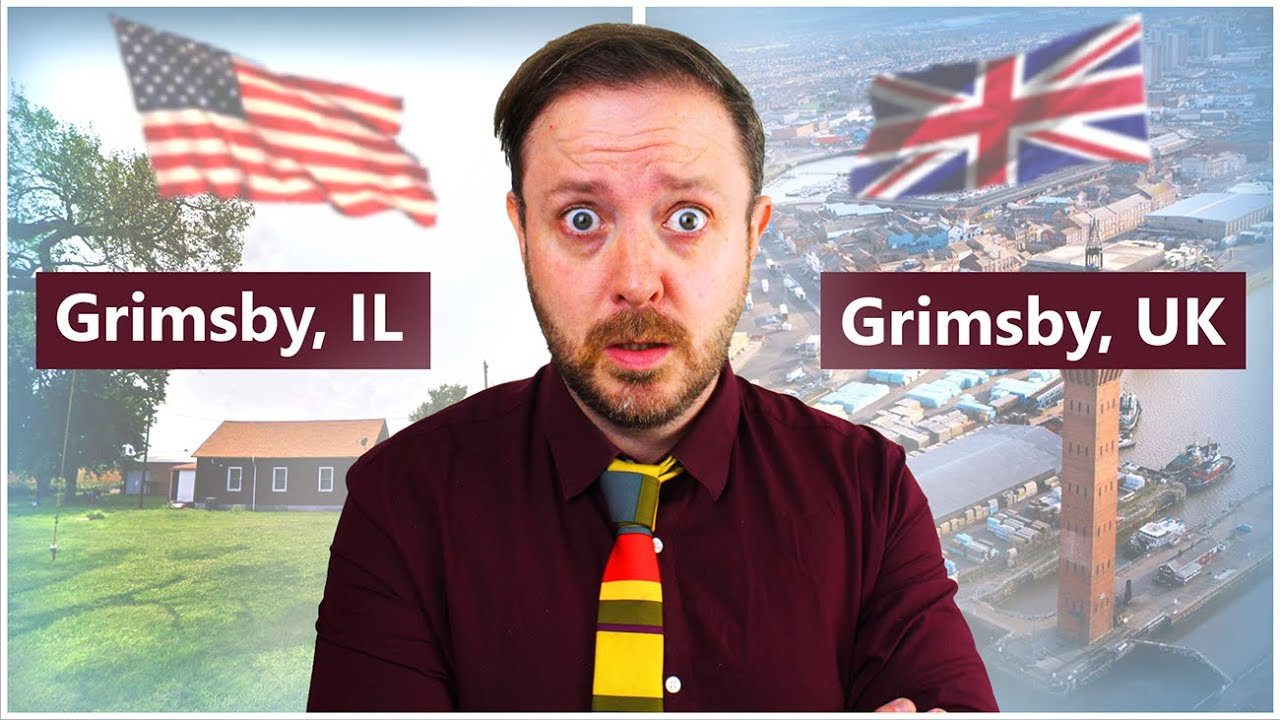 Comparing My English Hometown with Its American Namesake