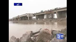 Construction of new bridge over Ravi