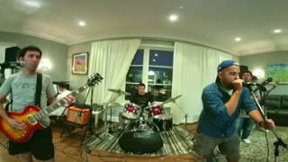 Metallica Cover - Enter the Sandman - 360 VR