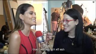 קורל סימנוביץ' מצטלמת - חדשות הבידור