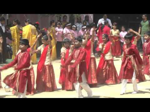 Fusco's School ICSE Bangalore Sports Day Celebration 2016 -  Part 7