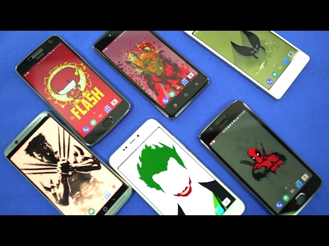 Best Wallpaper Apps 2017 (For Android)