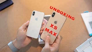 iPhone XS Max GOLD - Unboxing + Impresii
