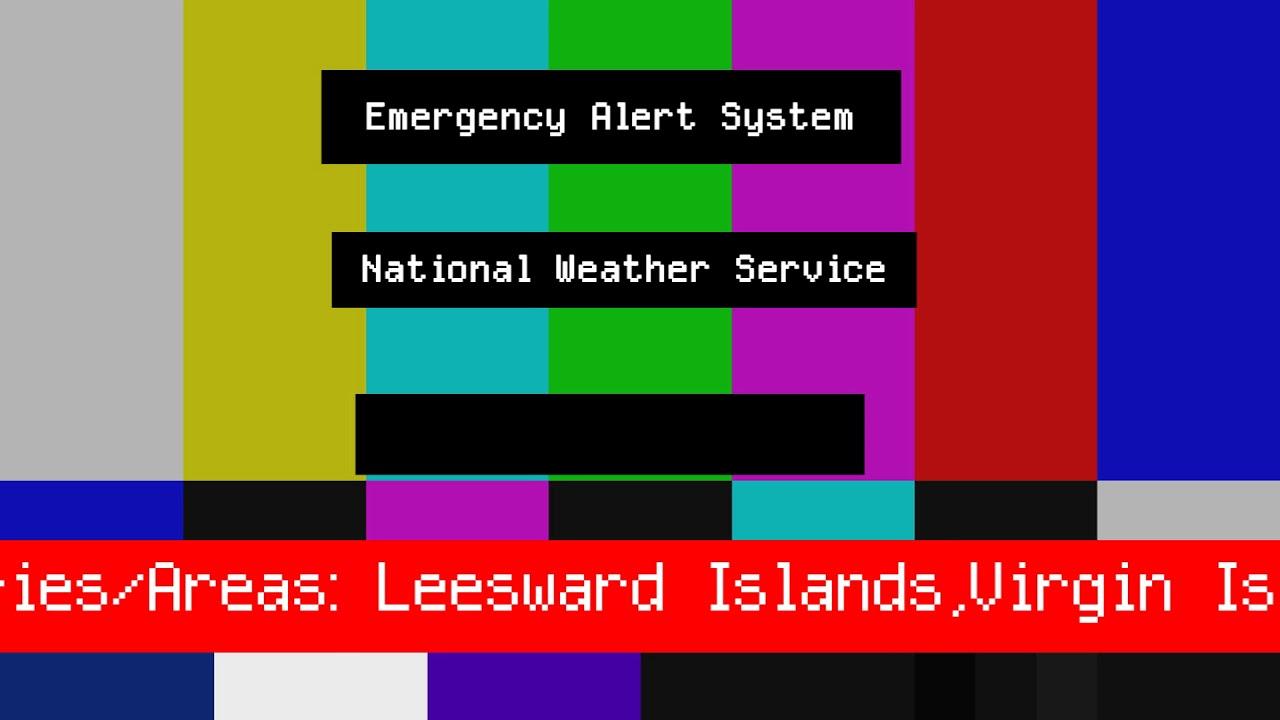 emergency warning system