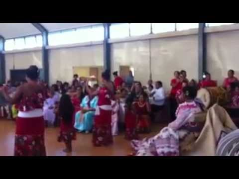 Mele Munas 21st birthday - My rarotongan song