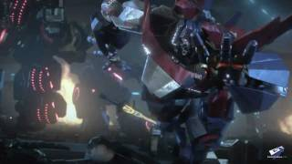 Transformers Fall of Cybertron Trailer - Fan Made Audio Remix