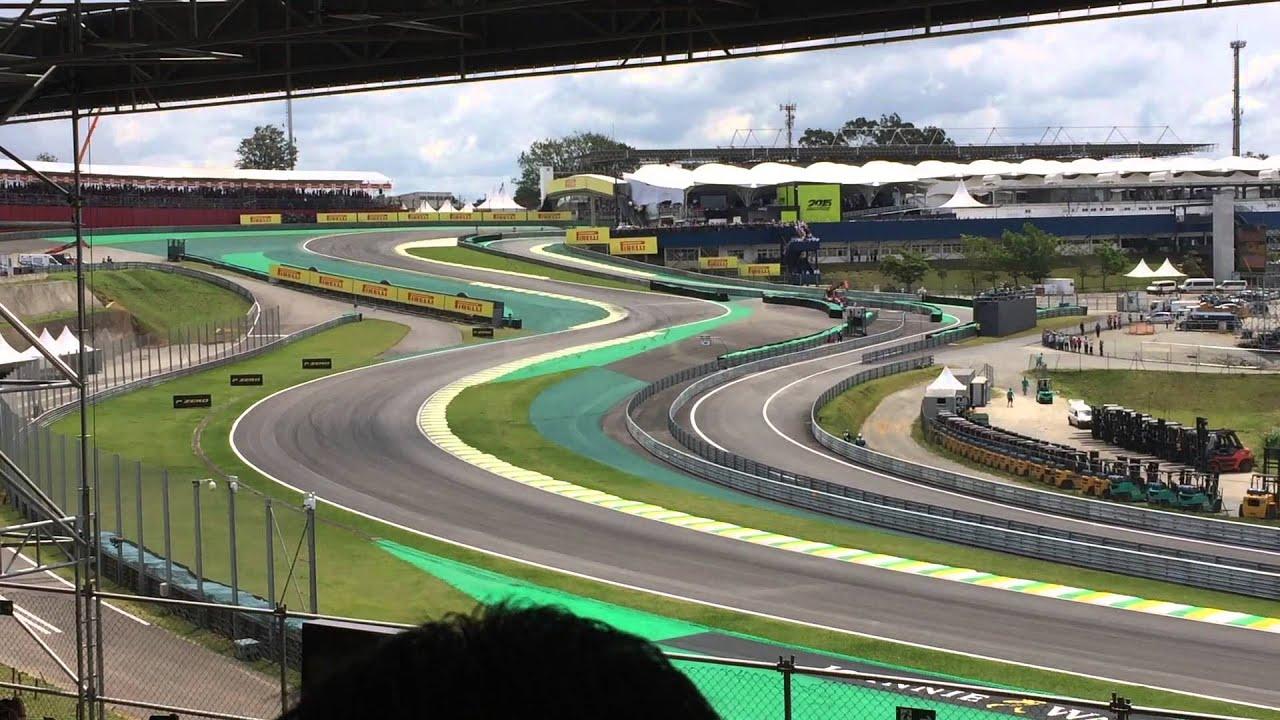 Formula 1 Brasilia