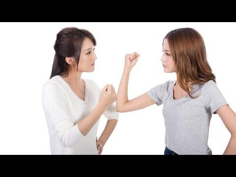 Hong Kong GIRLS VS. Mainland Chinese GIRLS