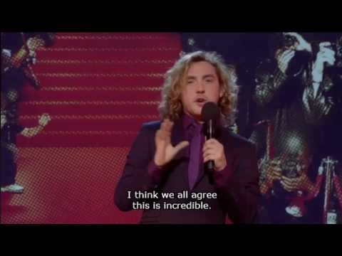 Seann Walsh on Stand Up for the Week