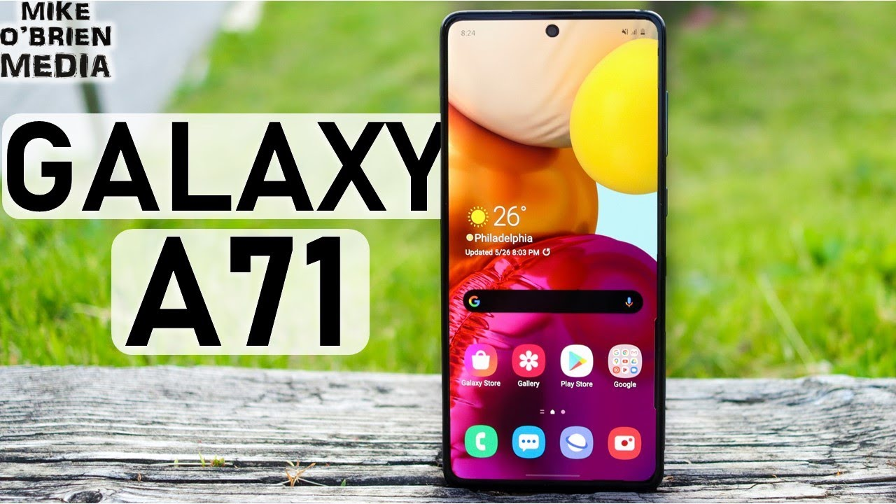 SAMSUNG GALAXY A71 (Full Review!) May 2020
