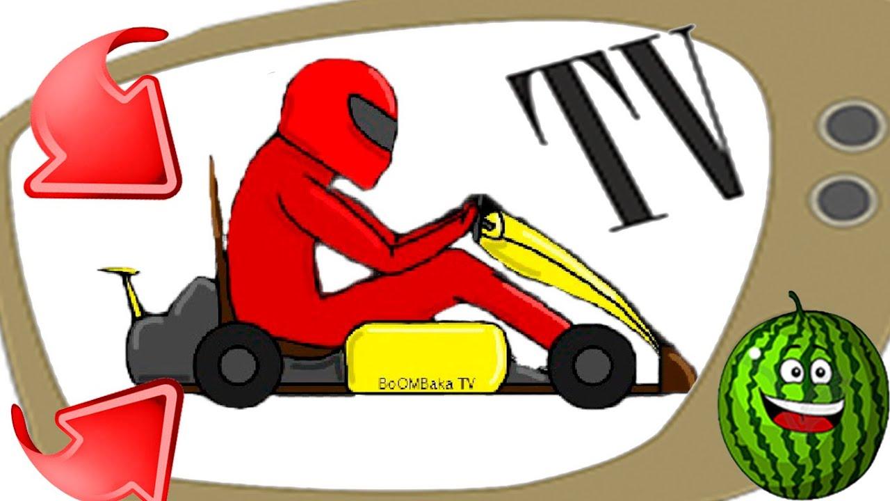 Раскраски для детей гонки, учим цвета, машинки и их виды ...