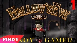 Hallow's Eve 2014 Roblox Event GamePlay [1]
