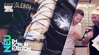 Solebox x Diadora, Overkill x Adidas & Puma Disc 89 - Neu Im Schuhkarton