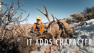 Colorado Land Owner Tag Mule Deer | THE ADVISORS: It Adds Character
