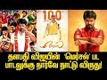 Thalapathy Vijay's MERSAL Songs Gets Norway Tamil Film Festival Awards |...