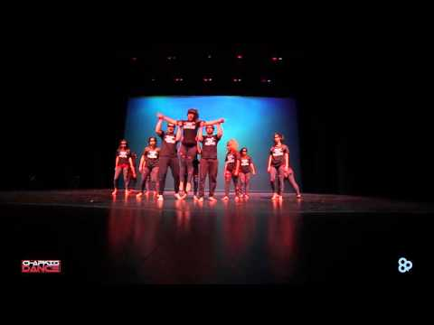 Montage Dance Co.  (Front Row) | Chapkis Dance Halloween Show 2015