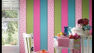 видео Дизайн стен: обои в спальне, их выбор, преимущества