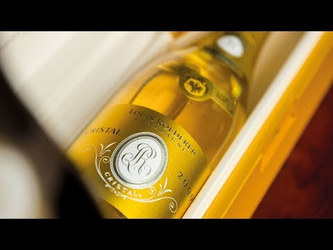 Prestige Cuvée vs Vintage Champagne with Jancis Robinson - Louis Roederer Champagne Pair 6/8
