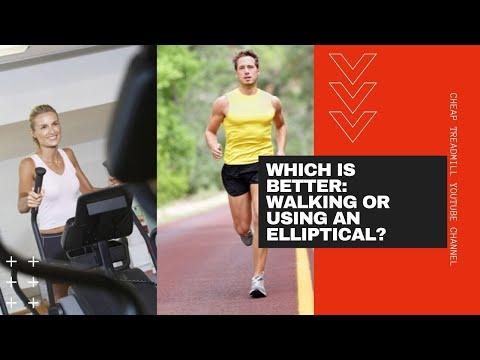 Walking VS Elliptical Workout: Which Burns More Calories?