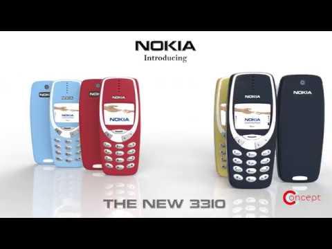 Nokia | The new 3310!!!