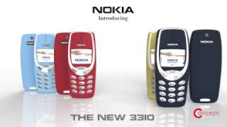 Nokia | The new 3310!!!