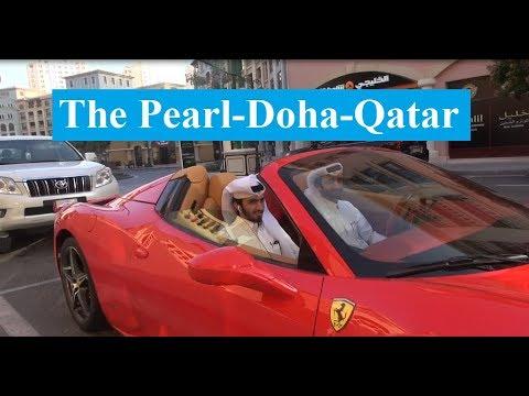 Qatar/Doha  The Pearl اللؤلؤة قطر (Marina) Part 14