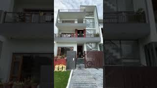 250 SQ Yards 9 BHK HOUSE DESIGN @ WAVE ESTATE MOHALI #shorts