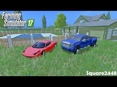 Buying Ferrari 458 | New Pool | Garage Update | Homeowner | Farming Simulator 17