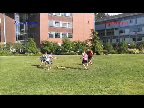 Western Washington University Spikeball 2017 Championship