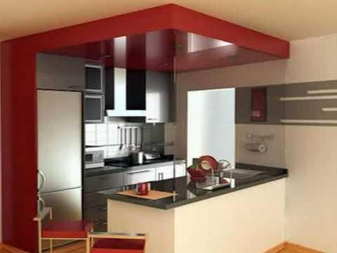 Cocinas para espacios peque os youtube for Cocinas para espacios pequenos