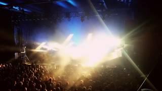 "Bonobo Live Columbiahalle Berlin 16.02.2017 ""Ten Tigers/Kong"""