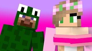 ANIMATION LITTLE KELLY Minecraft | Who's Your Daddy? (CUTE BABY) - with Aphmau in School