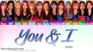 [3.32 MB] WJSN (우주소녀) - 2월의 봄 (YOU & I) (Color Coded Lyrics Eng/Rom/Han/가사)