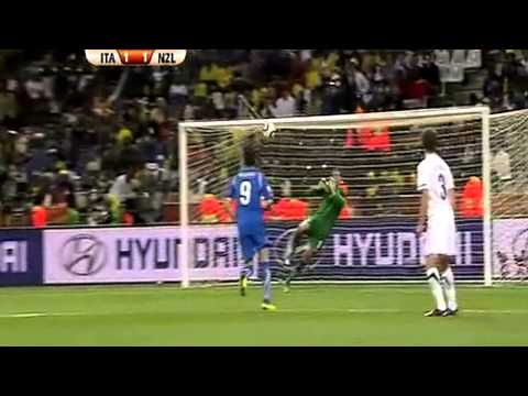 All Whites 2010 FIFA World Cup Montage