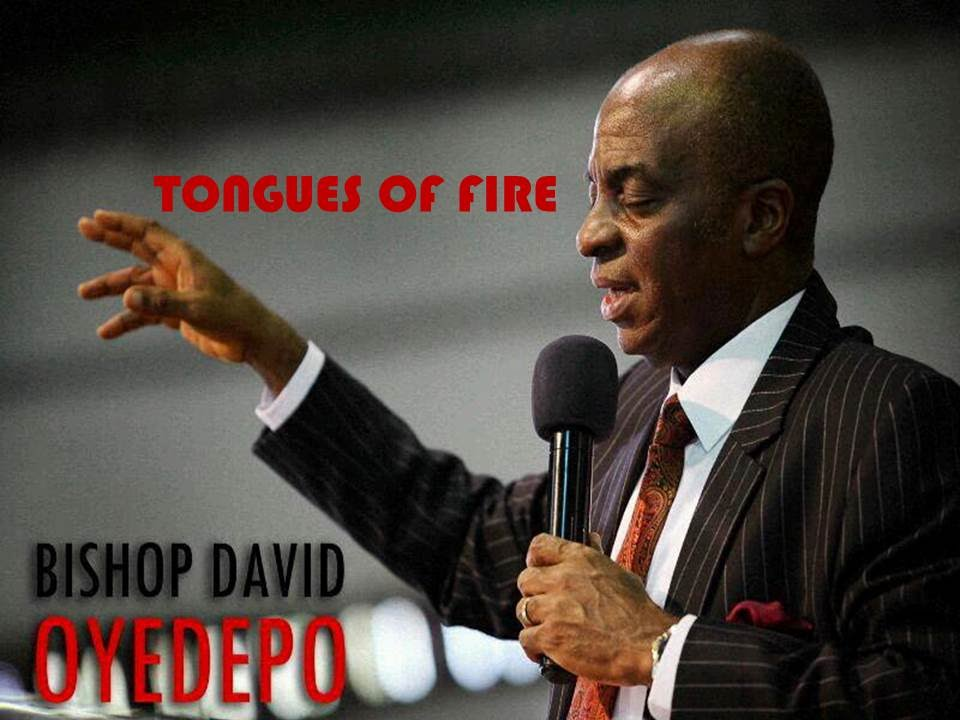 Download TONGUES OF FIRE BY BISHOP DAVID OYEDEPO