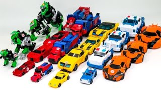 Transformers Robots In Disguise RID Optimus Prime Bumblebee Grimlock 22 Vehicles Robot Car Toys