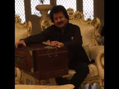Ghazal legend Pankaj Udhas is now LIVE Shoot