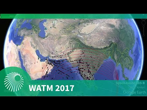WATM 2017: Aireon and the future for space-based ADS-B