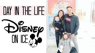 DAY IN THE LIFE | SHOPPING & DISNEY ON ICE