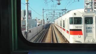 山陽電車 全面展望 2019 11a