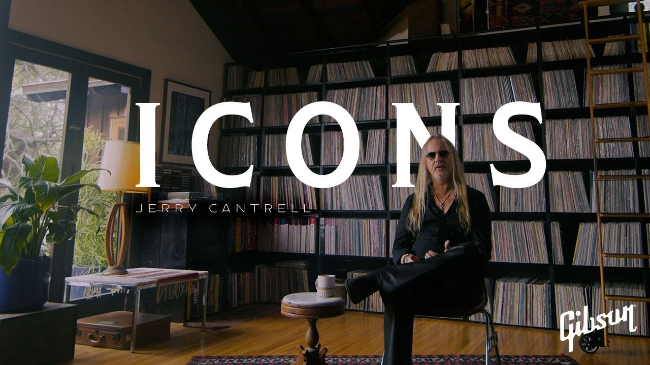Download Icons: Jerry Cantrell of Alice In Chains