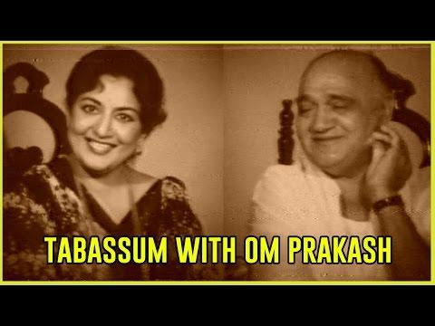 The veteran comic Actor | Om Prakash | Tabassum Talkies