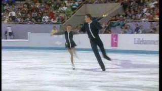 """Гордеева и Гриньков """"Лунная соната"""", Олимпиада-1994"""