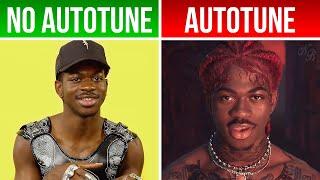 Lil Nas X Montero Call Me By Your Name Autotune Vs No Autotune Genius MP3