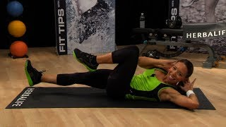 Total body conditioning workout : Samantha Clayton's Body Blast   Herbalife Workout