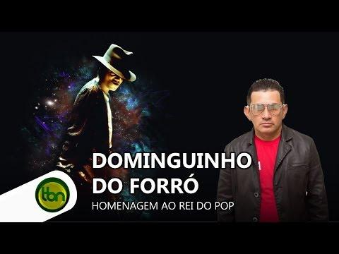 DOMINGUINHO DO FORRÓ - HOMENAGEM A MICHAEL JACKSON | TBN HD | LEGENDADO