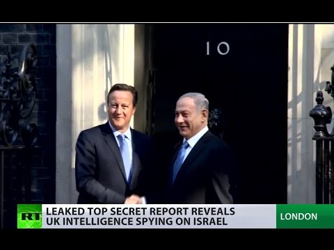 Big brother is watching? UK intelligence spied on Israel – Snowden leak