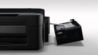 How to install L Series printers