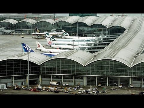 The World's Busiest Airport : Engineering Connections