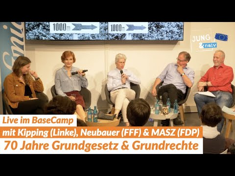 Hitzige Live-Debatte mit Katja Kipping (Linke), Luisa Neubauer, MASZ (FDP) & Albrecht von Lucke